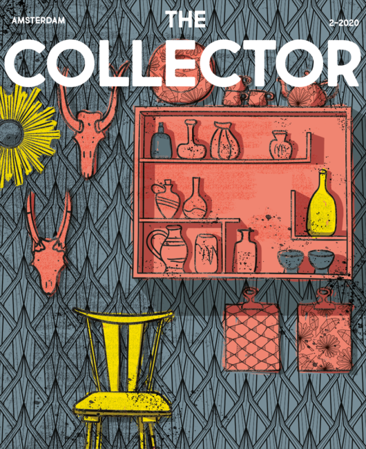 theCollector blauw